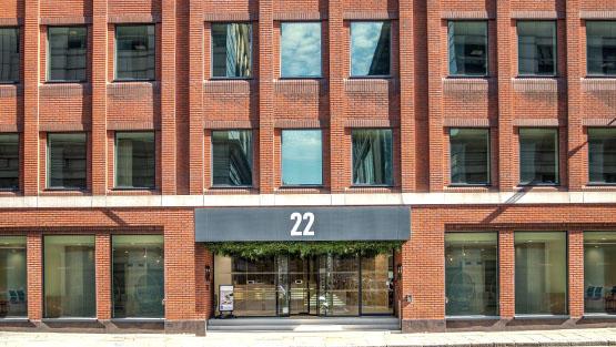 22 Tudor Street